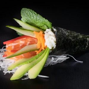 temaki-veggie